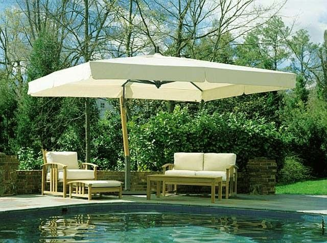 Extra Large Patio Umbrellas Umbrella Newsonair Furniture Ideas Pinterest And