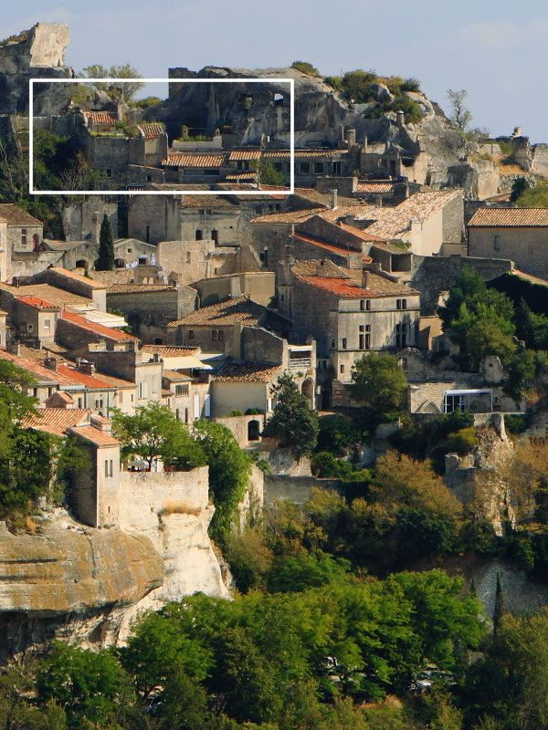 Located In The Historical Center Of The Medieval Village Of Les Baux De  Provence, Le Prince Noir Is A Exclusive Place To Stay.
