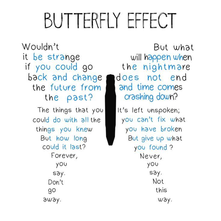 Butterfly Effect by CamKitty2.deviantart.com on @DeviantArt