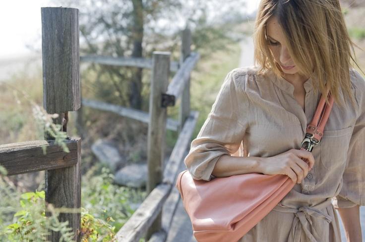 Lilimill orange bag sakka