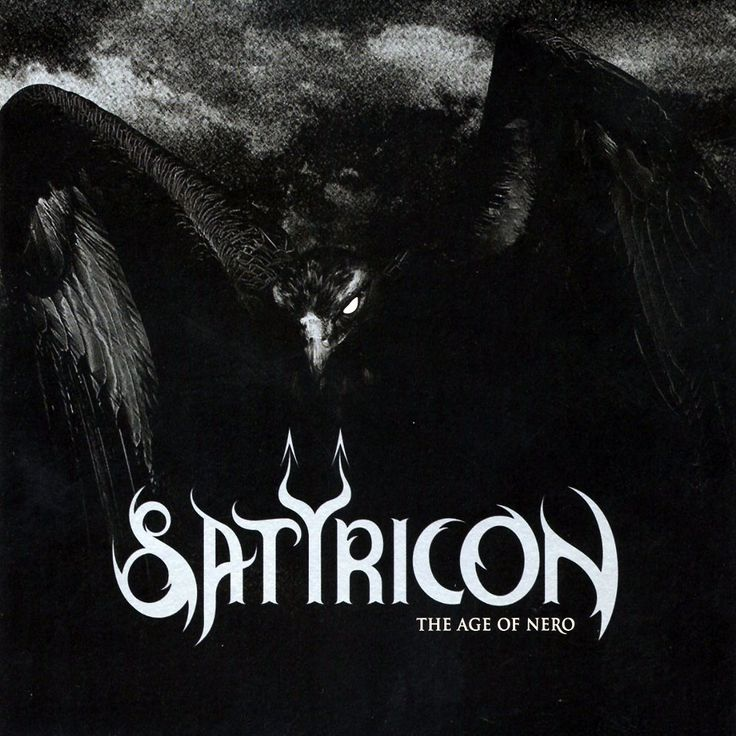 Caratula Frontal de Satyricon - The Age Of Nero (Special Edition)