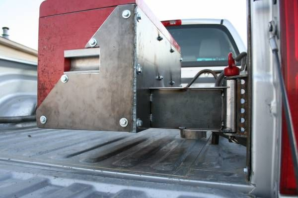 Swing Out Tool Box Jeepforum Com 73 Hybrid Project