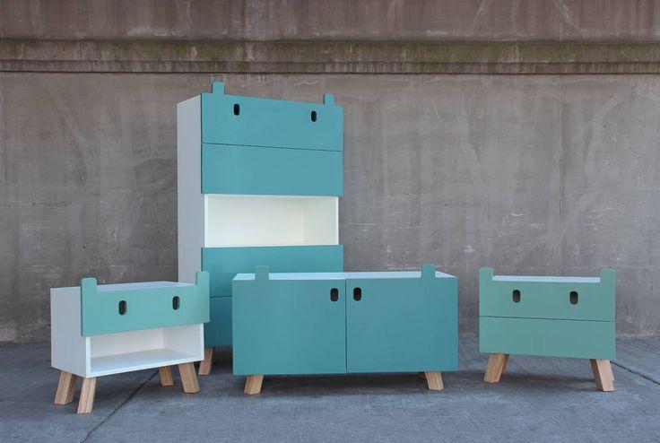 Encuentra las mejores ideas e inspiración para el hogar. Mostros mobiliario para niños por Oscar Nuñez-Taller de Diseño | homify