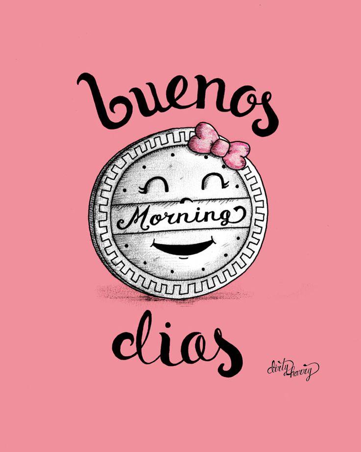 Buenos días #frases