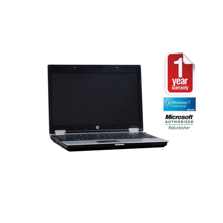 HP 8440P refurbished laptop PC I5 2.53/4GB/500GB/Dvdrw/14.1/W7P64