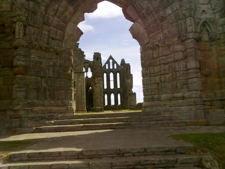 Whitby Abbey - my pic