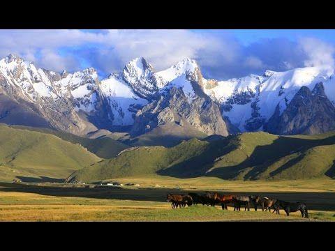 Un sismo de magnitud 6.4 sacude Kirguistán