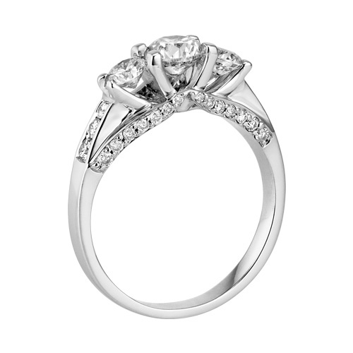 Awesome Fred Meyer Jewelers ct tw Diamond Wedding Ring