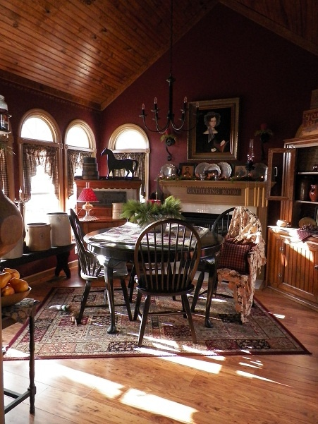 156 Best Images About Prim Colonial Keeping Room On