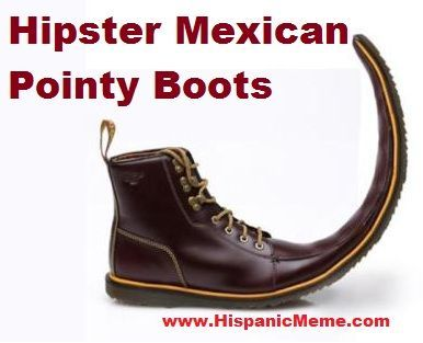 how to make mexican pointy boots