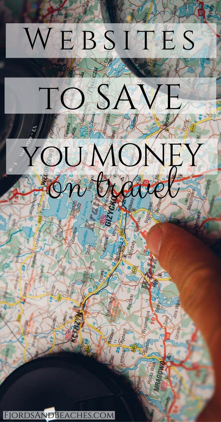 Websites to Save you Money on Travel. Best websites for travel planning and saving money. Cheap flights, hotels, deals. Save on travel.