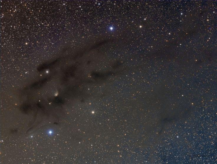 Nube Molecular en Tauro.