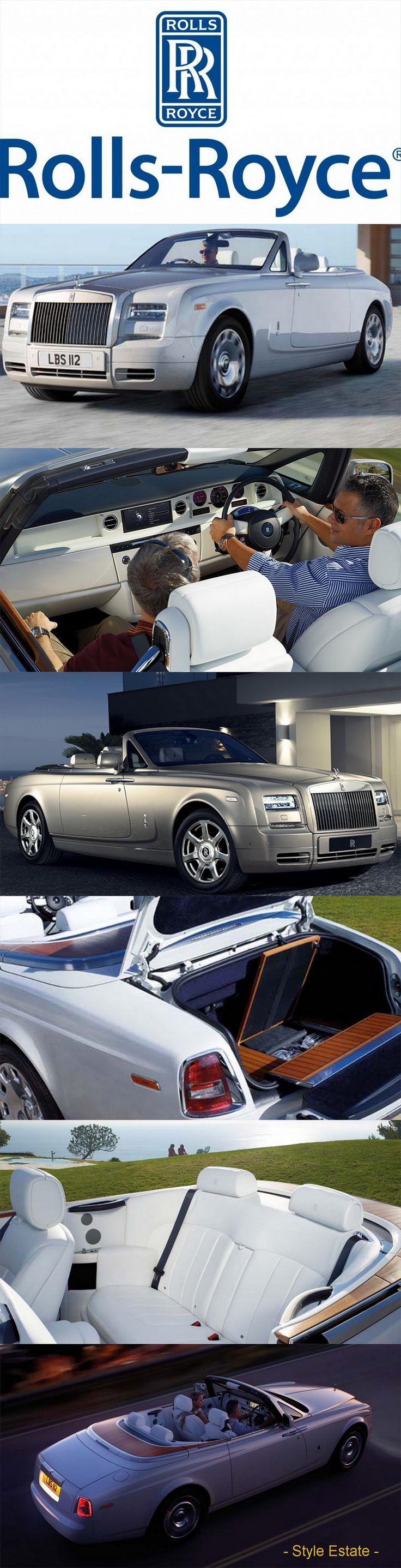 Rolls-Royce Phantom Drophead Coupé - Style Estate -