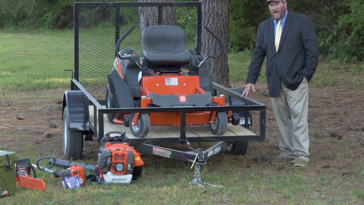 Safford Equipment Husqvarna Cuz Yo Grass Growin Package Deal