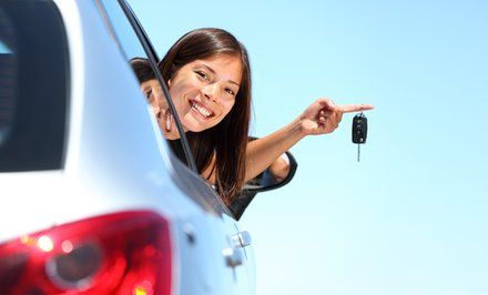 One-Hour Driving Lessons