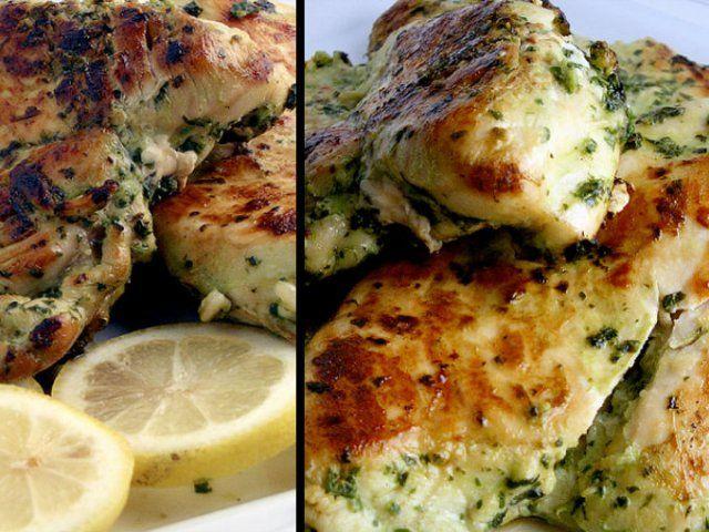 Las mejores pechugas de pollo al horno