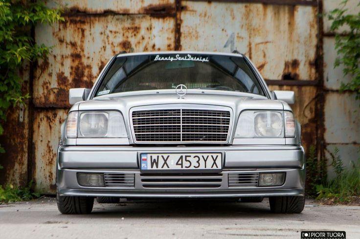 Mercedes w124AMG
