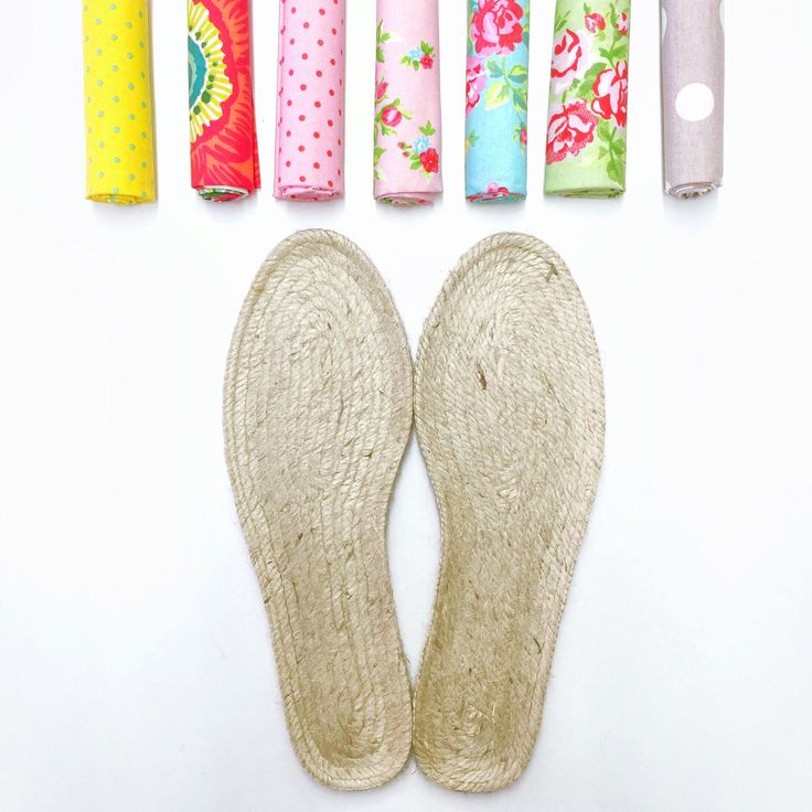 Make your own Espadrilles with us!