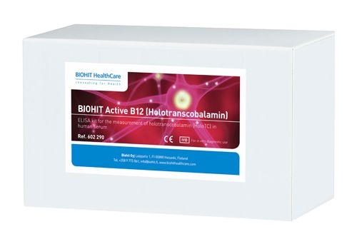 Biohit Active B12 ELISA kit / Biohit HealthCare