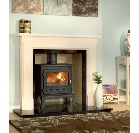 Firefox 8 Wood Burning / Multi Fuel Stove - Direct Stoves