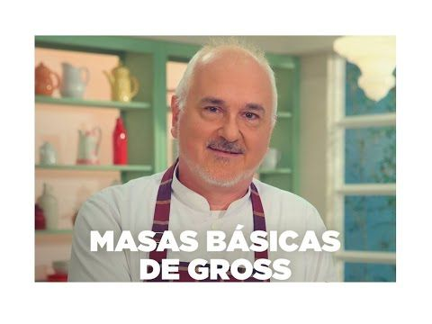 Masas Básicas de Gross ►Genoise de Chocolate ♦ Torta Margherita◄ - YouTube Genoise de Chocolate, probado y APROBADO!