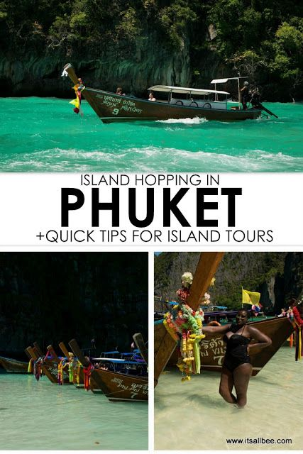 Ko Phi Phi Island - Thailand  www.itsallbee.com