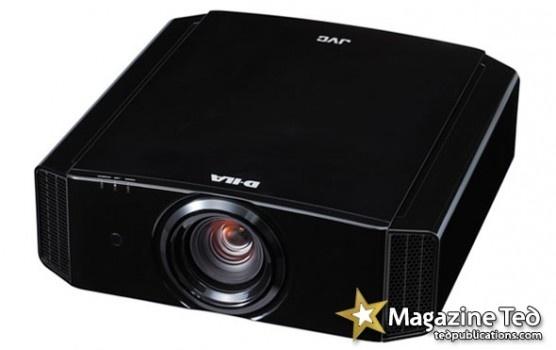 JVC DLA-X30 / RS45 At A Glance – Ted Magazine