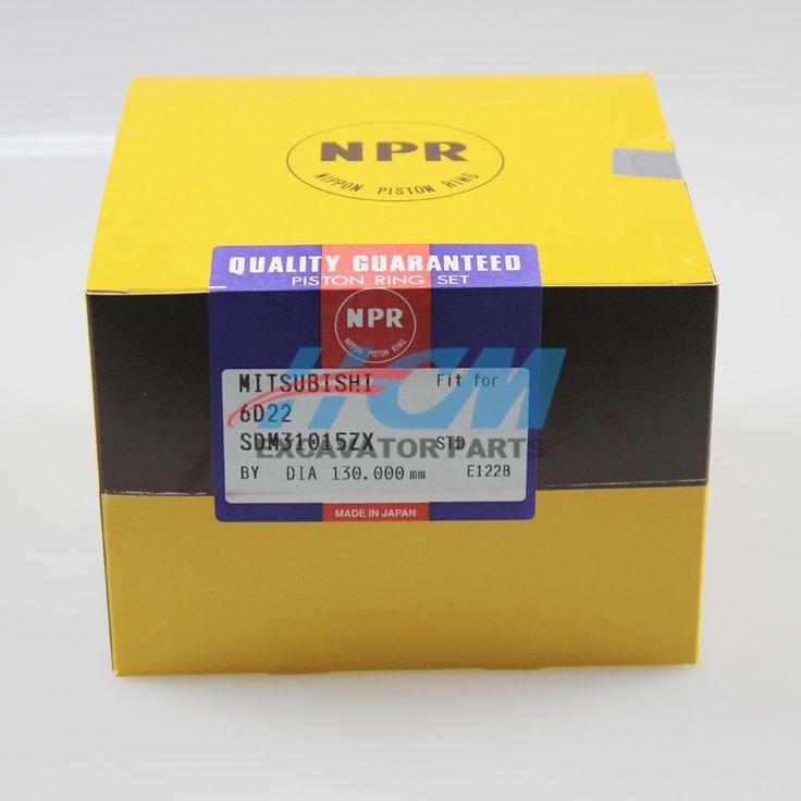 Engine: 6D22  Part Name: Piston Ring  Part No.: SDM31015ZX