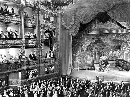 The Phantom of the Opera - The Opera House