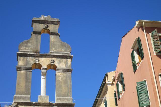 Corfu Town, Corfu Island, Greece