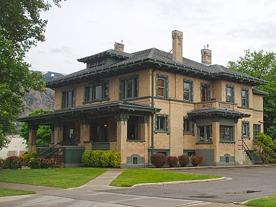 Scoucroft House Ogden Utah Architecture Amazing Architecture
