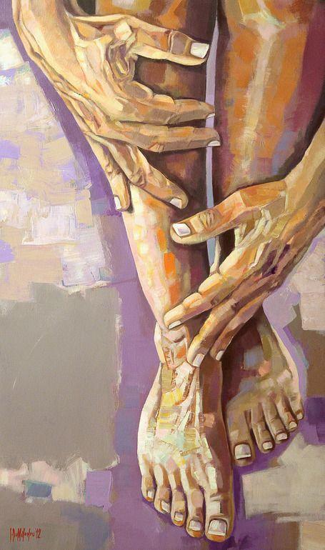 "sorin dumitrescu mihaesti; Acrylic, Painting ""Untitled 89"""