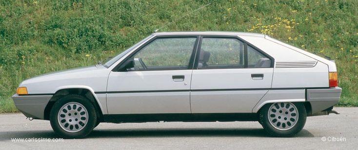 Citroën BX occasion