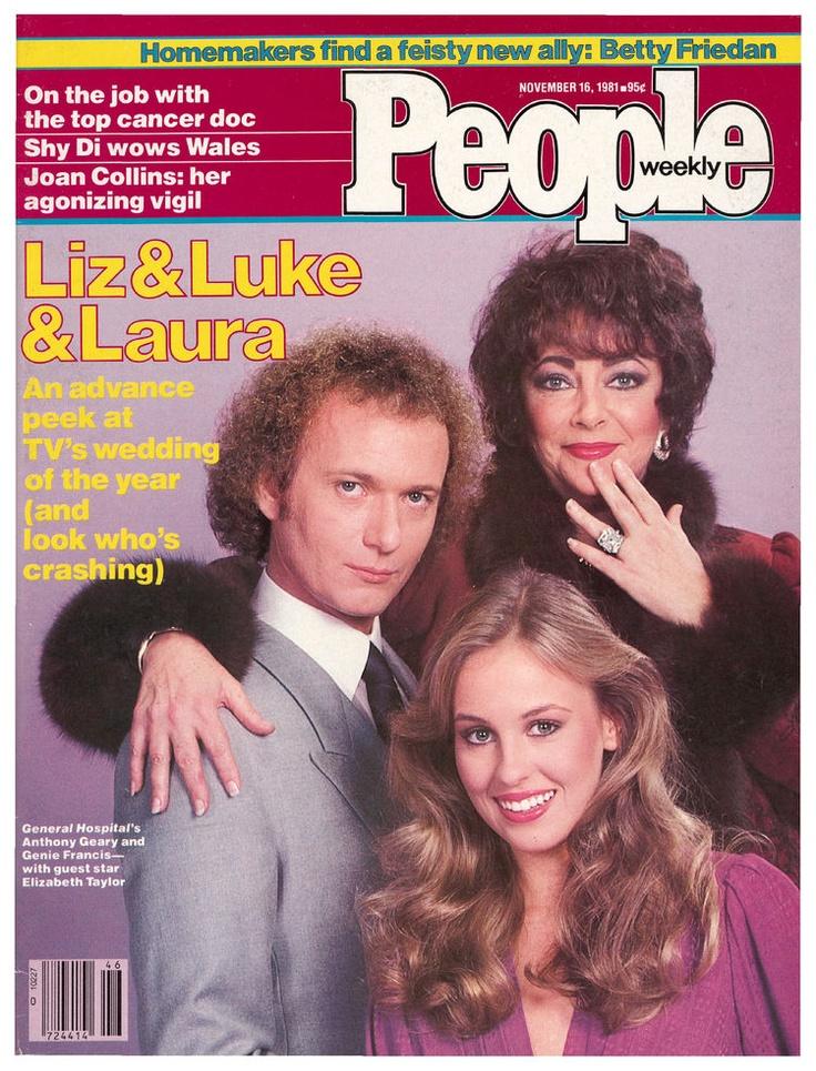 luke and laura 25th anniversary