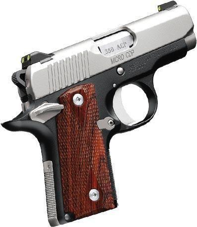 """Kimber Micro Carry CDP .380 ACp 2.75"""" barrel 6 Rnds - $739.99"""