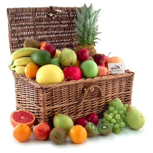 send a fruit basket fruit salad breakfast healthy