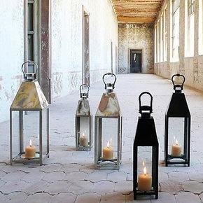 Symi Lantern by Jorge Almada & Anne-Marie Midy