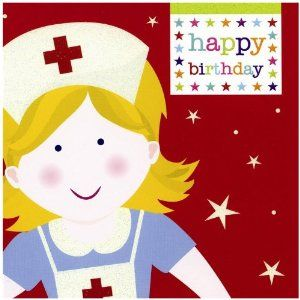 Nurse Happy Birthday