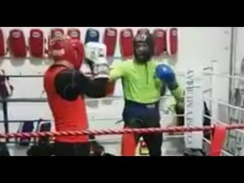 CONOR MCGREGOR LEAKS RECENT SPARRING FOOTAGE; TRAINING BOXING SKILLS FOR FLOYD MAYWEATHER - http://www.truesportsfan.com/conor-mcgregor-leaks-recent-sparring-footage-training-boxing-skills-for-floyd-mayweather/