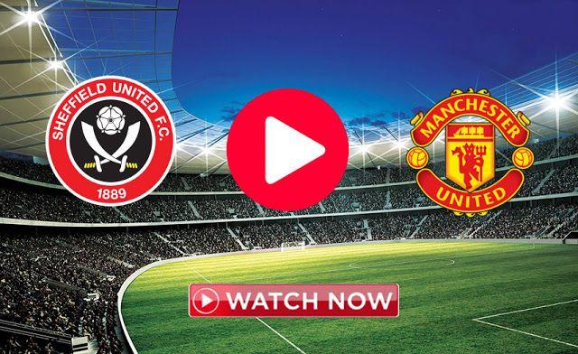 Sheffield United Vs Manchester United Live Premier League 24 11 2019 Manchester United Live Sheffield United Manchester United