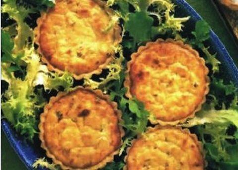 Tortini di granchio e ricotta - La ricetta di Buonissimo