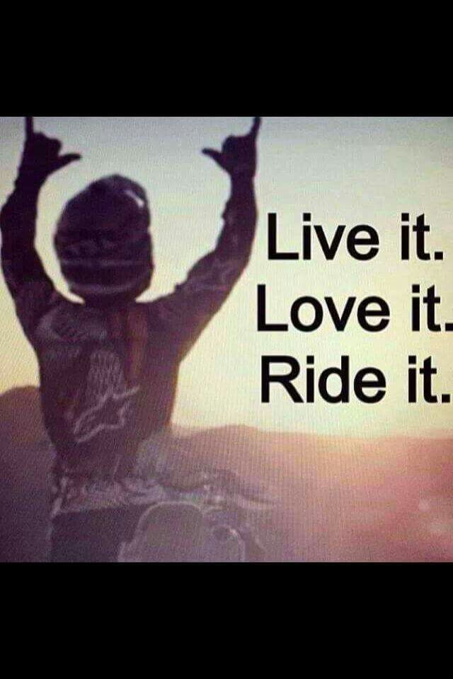so damn true i lov motorcross its my life bitches. thanks dad so much for being my mentor, my first lov and my everything<3. REST IN PIECE POPS, i miss u so much. we will see again ur never forgotten<3 #lostwithoutu153