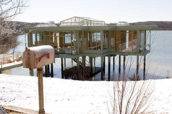 The Lake House...