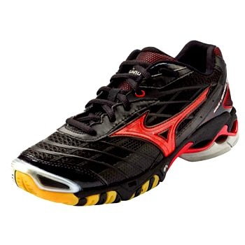 MIZUNO: Lightning RX - Black/Red
