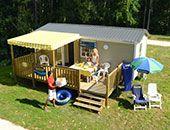 Campingplatz Dunes et Soleil - Frankreich - Vacansoleil