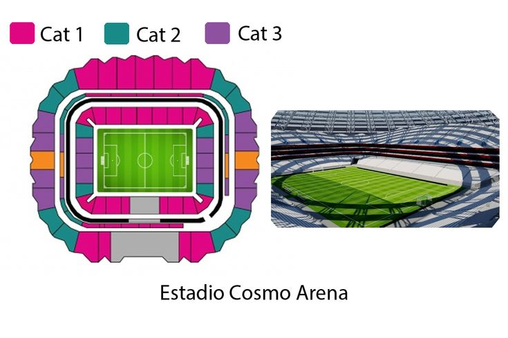 Estadio Cosmo Arena