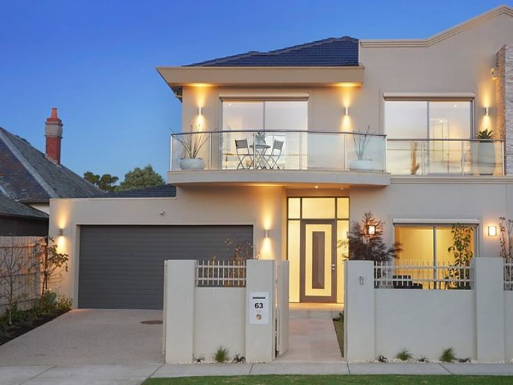 Photo of a house exterior design from a real Australian home - House Facade photo 8491849. Browse hundreds of facade designs from Australian homes on Home Ideas.