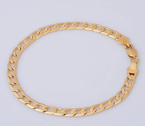 Cuban Link Bracelet $12.99USD