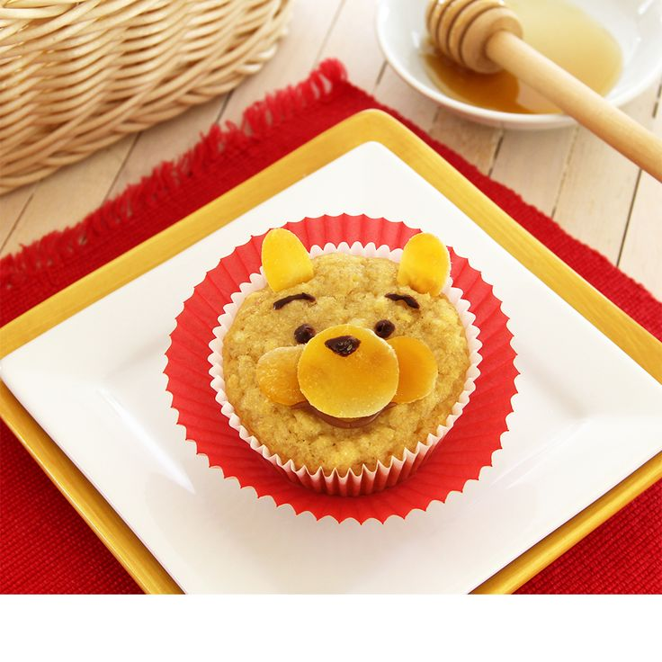 Allergy Friendly: Winnie the Pooh Hunny Corn Muffins