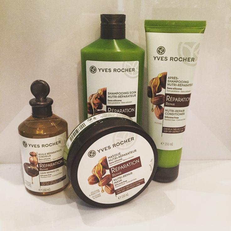 Botanical Hair Care Nutri-Repair - Yves Rocher Belgium